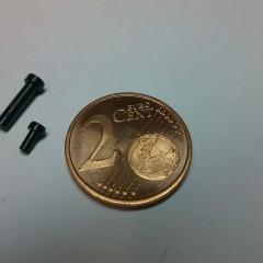 Pernos de precisión D1,5mm Y L 2mm