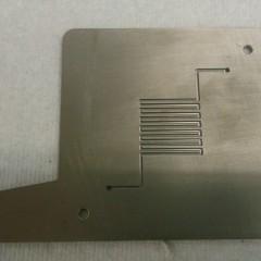 Pieza de titanio